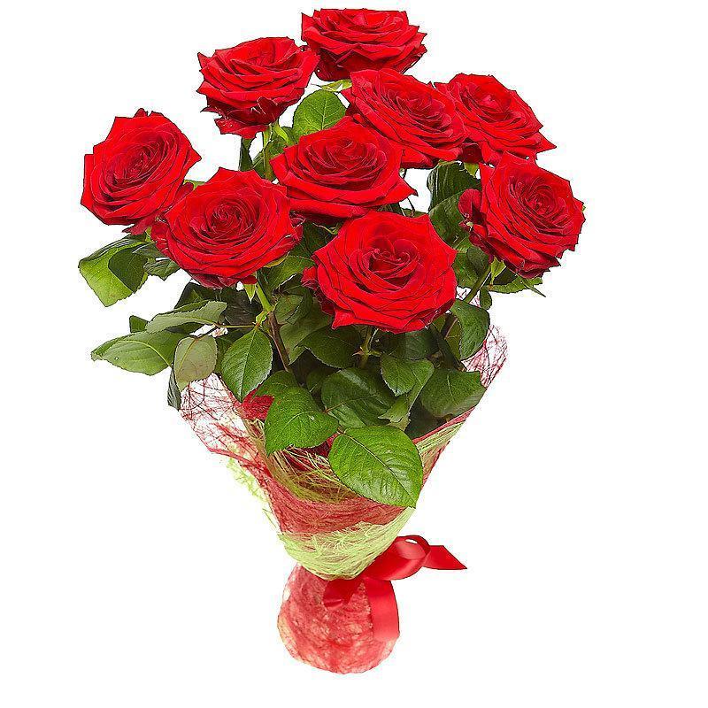 Доставка цветов недорогих букетов на дом